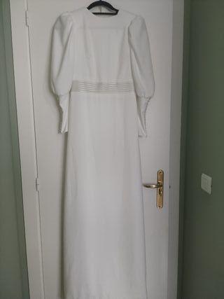 vestido de novia T. 38 SIN ESTRENAR iiiii