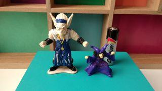 Rita Repulsa y Finster Alien Power Rangers