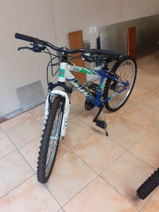 bicicletas medianas