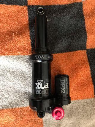 NUEVO!!! Amortiguador Fox DPX2 LV EVOL 205x65mm