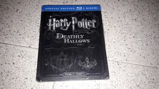 Harry Potter and the Deathly Hallows p2 Blu-Ray