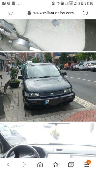 Hyundai Galloper 2000