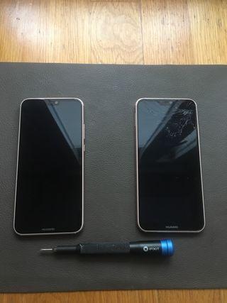 Reparación de smartphones y tablets