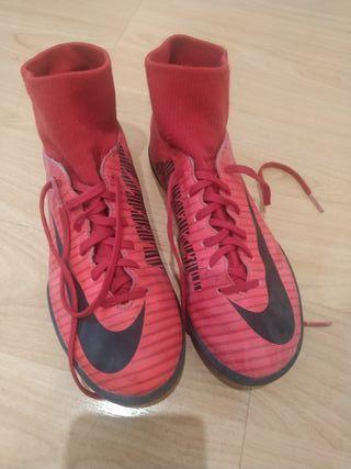 Zapatillas futbol niño