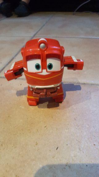 Juguete infantil Robot Trains