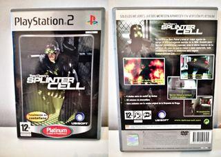 Tom Clancy's Splinter Cell Para PlayStation 2