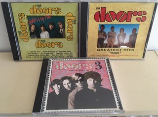 Pack Cds The Doors / Jim Morrison