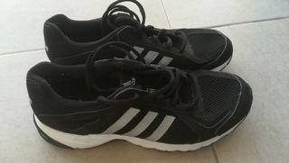 Zapatillas Adidas Running Negro
