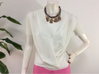 Blusa marca Zara.