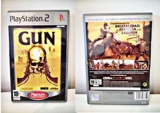 Juego Gun Para PlayStation 2