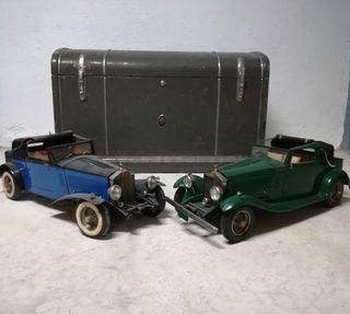 Baúl para coche