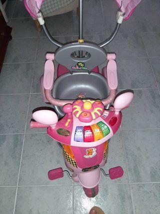 Bicicleta bebé/niñ@