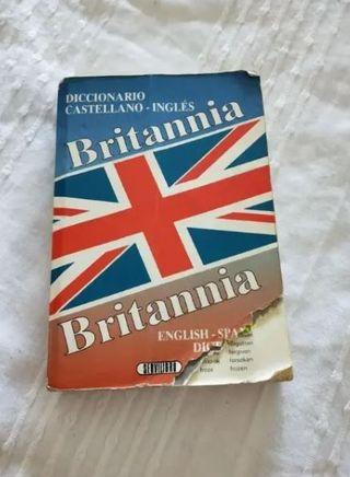 diccionario inglés español servilibro material