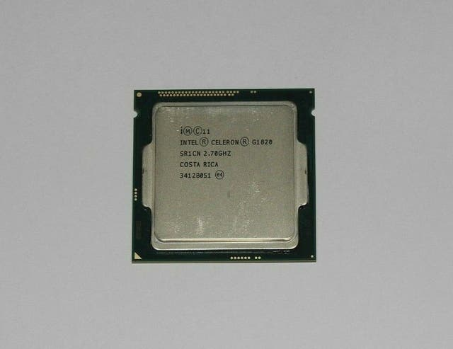 Intel Celeron G1820 - Socket 1150 / Haswell Proces