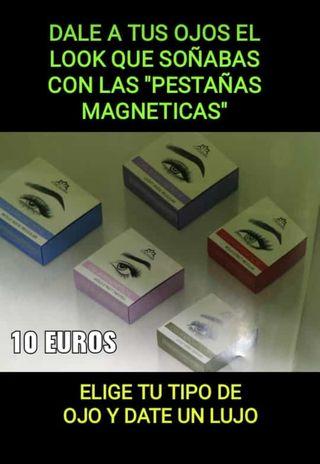 PESTAÑAS MAGNÉTICAS ECONOMICAS