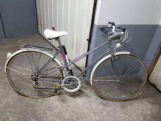 Bicicleta clásica coleccionista