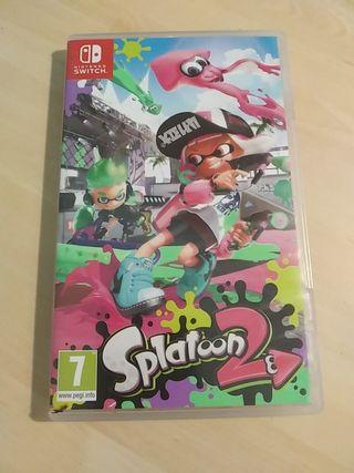 Switch Splatoon 2 Nintendo