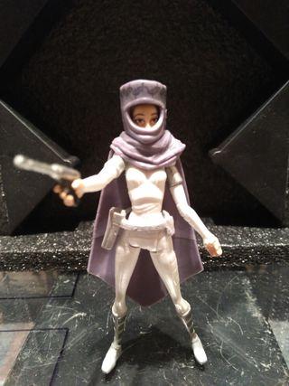 Star wars figura TCW Padmé Amidala 3.75' hasbro.