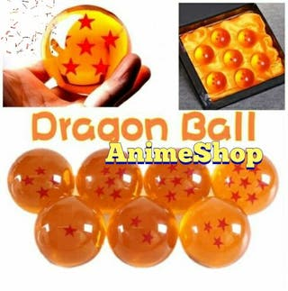 BOLAS ANIME DRAGON BALL 3'5 CM