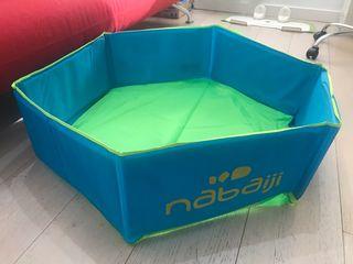 Piscina portátil para bebés