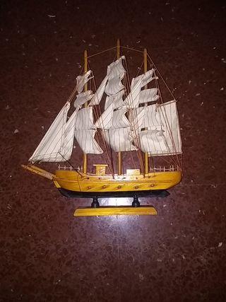barco pequeño
