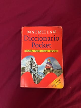 Diccionario español-inglés. Inglés-español