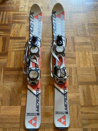 Bigfood skis 0.90