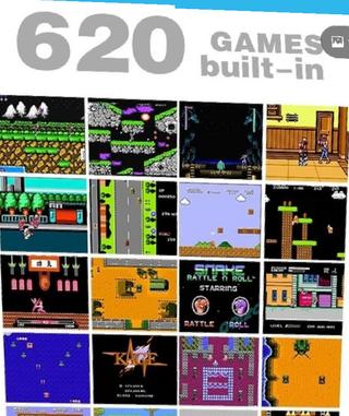 consola arcade 620 juegos