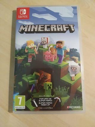 Switch Minecraft Nintendo