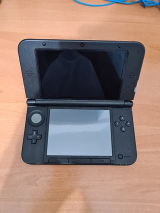 Nintendo 3ds xl gris