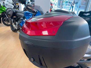 Baúl / Cofre / top case Yamaha 39l con Repaldo