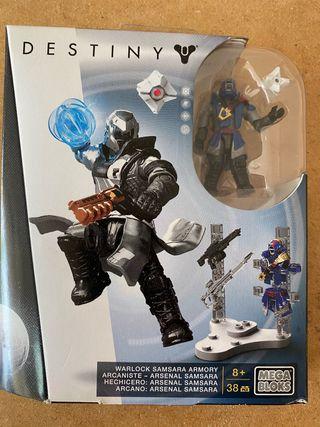Muñeco colección personaje Destiny