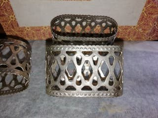 anillos de plata 1956