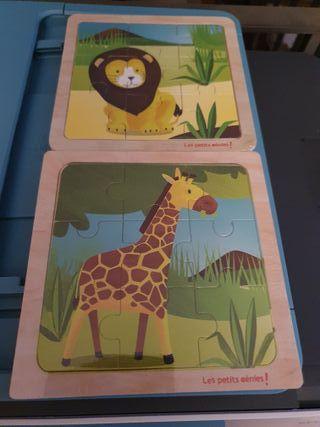 puzzle para niños