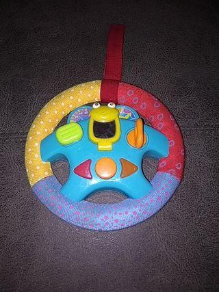 juguete bebé, volante
