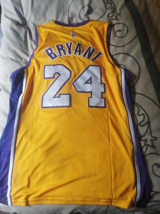 Camiseta Kobe Bryant talla XL