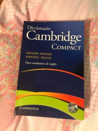 Diccionario inglés-español Cambridge