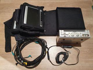Reproductor DVD coche LENCO