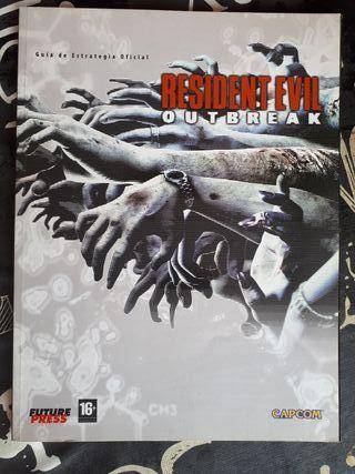 Guía Resident Evil Outbreak