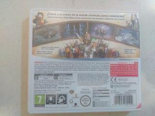 Lego: El Señor de los Anillos 3DS + PES 2006 DS