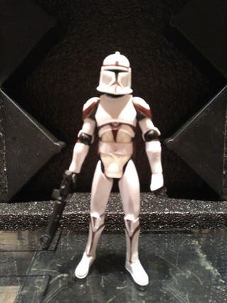 Star wars figura TCW clone guardia coruscant