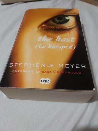 Libro the host (la huesped)