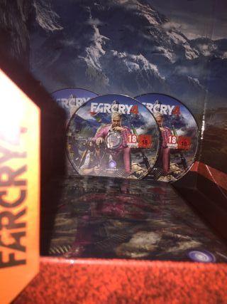 Far cry 4 Pc edición limitada