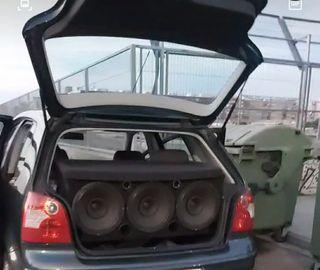 sonido para coche