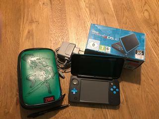Nintendo 2DS XL + funda