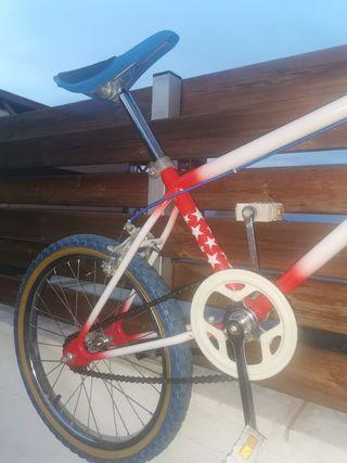 Bicicleta vintage BMX