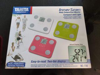 Báscula Tanita BC-730