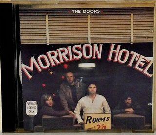 The Doors - Morrison Hotel GOLD!
