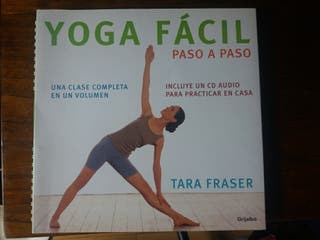 Libro yoga con CD