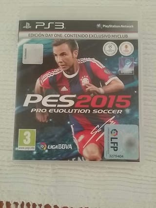PS3 Pro Evolutivo Soccer 2015